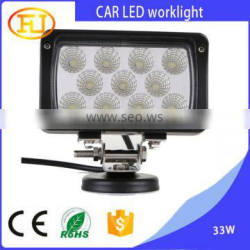high quality long lifespan 30000 hours 33W led work light
