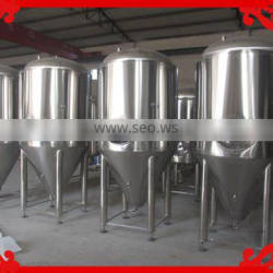 factory price 1000l concial fermentor