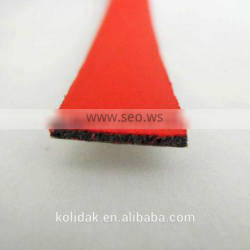 Fire prevention sealing strip
