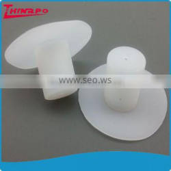 FDA Customized Silicone Suction Cup rubber sucker with high quality