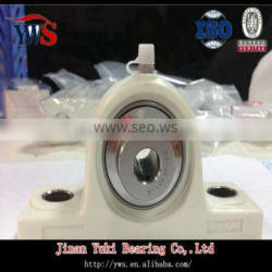 P209 Plastic pillow block bearings for food industry