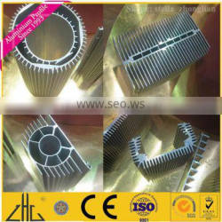 Wow!!Aluminium heatsink,bonded fin heatsink/excellent,one-stop sourcing and factory direct price round aluminum heatsink factory