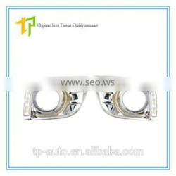 China High quality Headlight eyebrow/ car Head lamp eyebrow for Toyota Prado