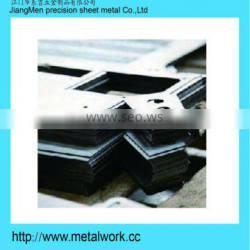 cnc metal laser cutting sheet metal