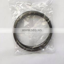 Genuine parts 8980572220 4JJ1 auto Piston ring assembly for truck