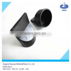 high quality (EPDM,silicone,NR,NBR and recycled rubber) fexible Hair Dryer epdm rubber sleeve