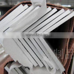 Mill finish or Anodized aluminium profiles angle frame
