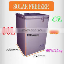 24-Hour Monitoring Function Small Freezer