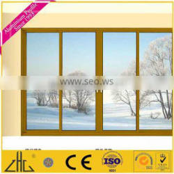 ZHL zhonglian Quality Anodized Aluminum Profile for Windows and Door China Gold Supplier