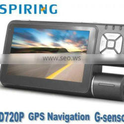 GPS navigation car dvr camera with gps
