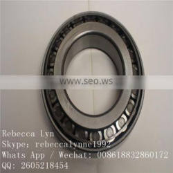 Chinese manufacturer suppply l44543 inch taper roller bearing
