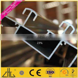 wholesale china factory, aluminum profile, extruded profile for African market