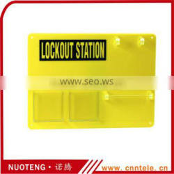 Portable Lockout Station Safety Lockout Tagout Station