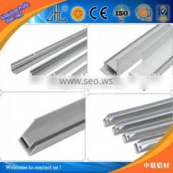 Chinese top 10 factory,powder coated aluminium solar frame profile supplier