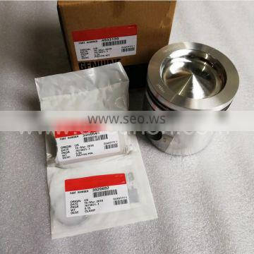 China manufacture ISCe QSC8.3 diesel engine Piston kit 4933120 3973265