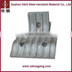 Dia3-6m low price liner spare parts for ball mill