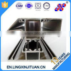 aluminum profile to make windows and doors