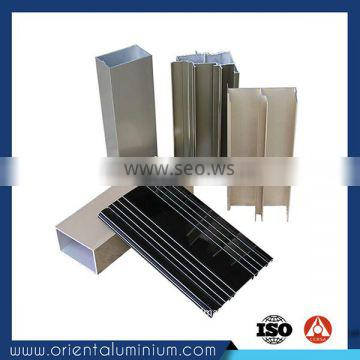 top quality aluminium showcase