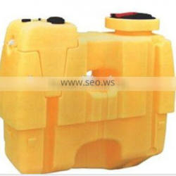Rotational molded water tank agricultural water tank sprayer water tank