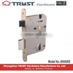 TRUST 85X60mm one Square bolt Lever mortise lock