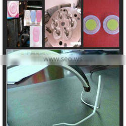 Custom Bicolor Silicone Injection Mould by Manufacturer