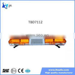 Led amber warning lightbar/Truck Roof Led Warning Strobe Lightbar for Emergency Vehicle TBD7112