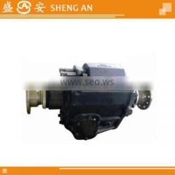 Transmission assembly for truck parts