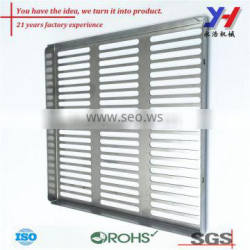 metal stamping food industry equipment parts