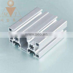 Industrial aluminum profile H10 45x90 for assembling lines