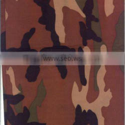 NO.204 Heat Transfer Camouflage Printing fabric for Outdoor