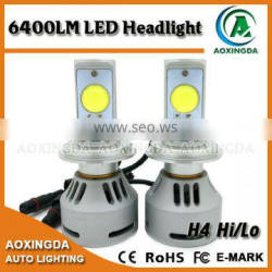 C.R.E.E 80W 6400LM H4 Hi/Lo car led headlight kit