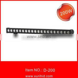 New Product! Waterproof 200w led light bar for 2006 dodge 2500