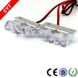 New AUTO LED daytime running light warning light DRL 14-WL-03