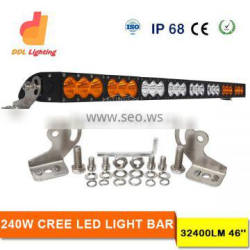 color mixed LED bar light Spot Flood Combo Beam led light bar for truck with wholesale