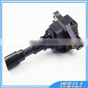 High quality for Mitsubishi Leopaard PAJERO IO 2.0L 4G94 Engine Ignition Coil OE# F01R00A009