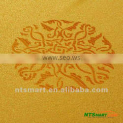 100% polyester embroidery fabric