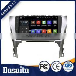 Cheap 10.2 Inch 16GB 1GB car gps android dvd player for toyota
