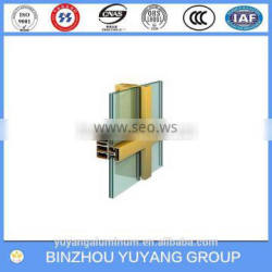 aluminum for curtain