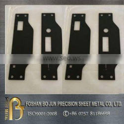 China factory custom sheet metal laser cutting