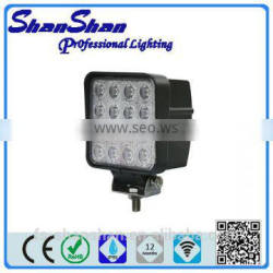 48watt LED Working Light for motorcycle driving