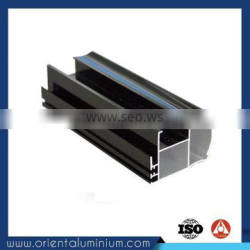 Most popular aluminium profile for partition