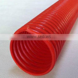 red vinyl Suction Hose