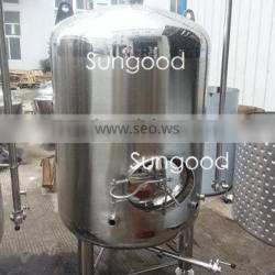 Sungood Stainless Steel Brite Tank/Bright Beer Tank/Serving Tank