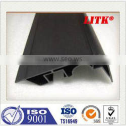 Best quality aluminum extrusion profile from import 6000 series aluminum alloy