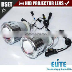 Factory outlet 35W 2.5inch HID Projector Shrouds for 2.5HQC Aluminum alloy hid projector shrouds