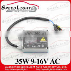 Hot sale 9-16V 35W Electronic ballast for hid 35w bulbs