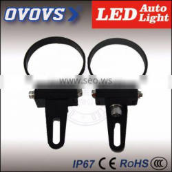 ovovs Wholesale prices 1.5 inch Led light bar With Aluminum Mounting Brackets for J-eep 4x4 Offroad