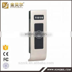 Zinc alloy digital security digital intelligent electronic keypad sauna lock