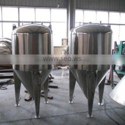 Stainless Steel Conical Fermentation Tank for brewery