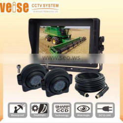 7inch Waterproof Rear View Monitor as tractor spare parts